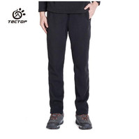 Sports Outdoor Soft Pants Thick Warm Breathable Fleece Hiking Pants Climbing Run Fitness Ride Travel Camping Hunting Sport Pants