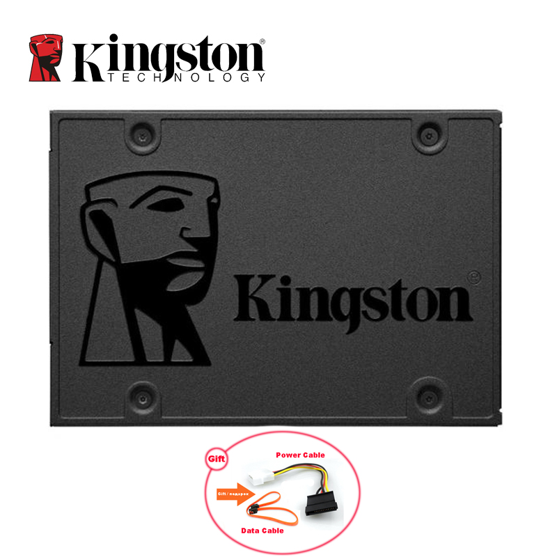 Kingston SSD état solide interne 480 GB disque SATA3 30 GB 60 GB 120 GB 240 GB HHD 2.5 pouces haute qualité vitesse rapide disque ssd 480 gb