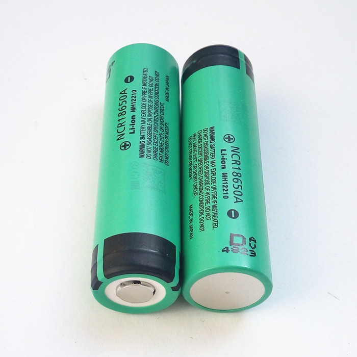 For Panasonic NCR 18650 A NCR18650A 3100mAh Dynamic Lithium Li-ion Rechargeable Chargeable Battery Cell for EGO-T/FLASHLIGHTS