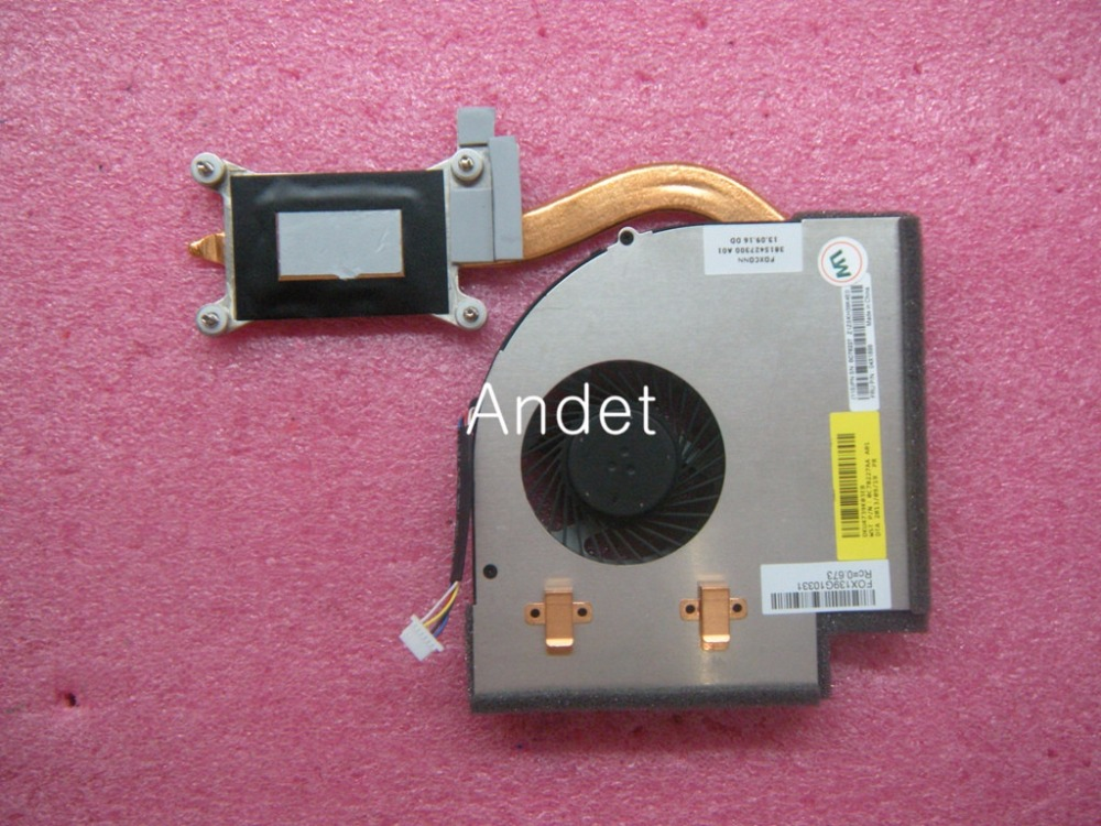New Original for Lenovo ThinkPad T540P Cooling Fan Heatsink for Integrated Graphics 04X1899