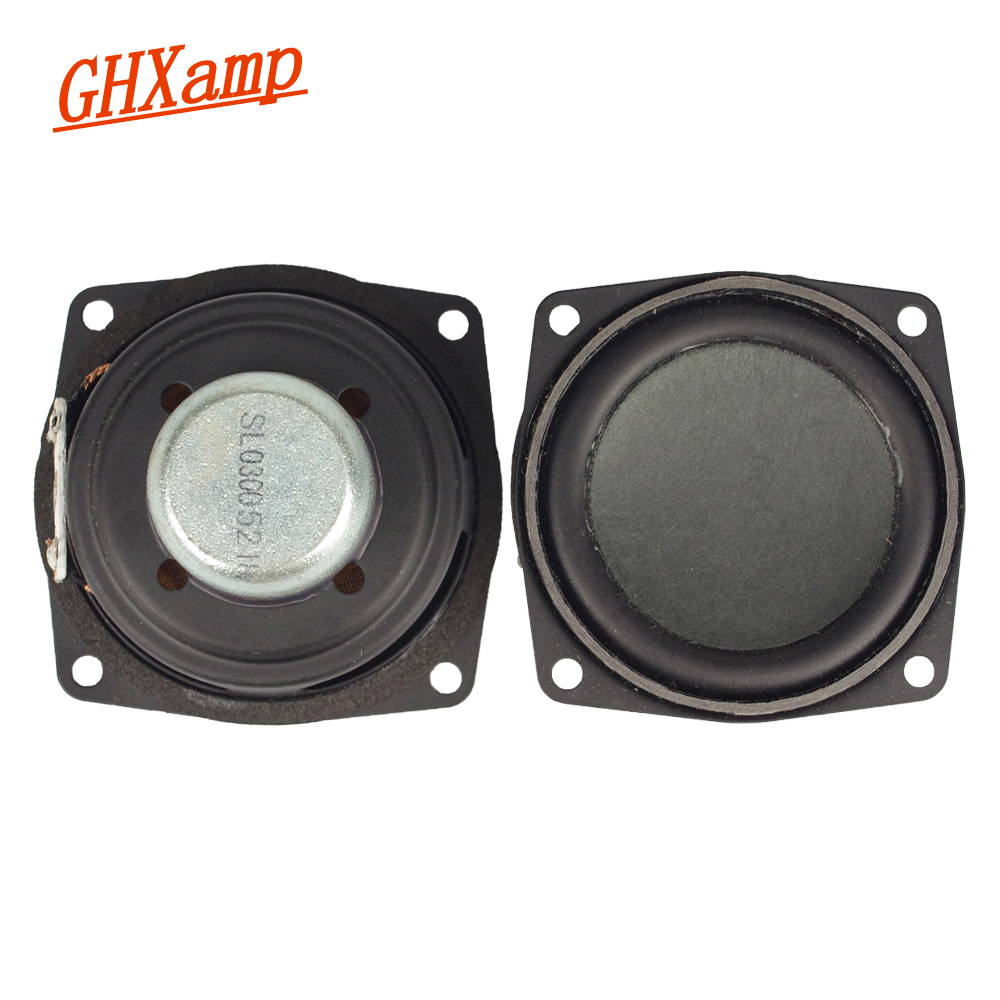 Protable 2.5 INCH 66mm Full Range Speaker 8OHM 10W Audio Bluetooth Speakers For AURA 2PCS