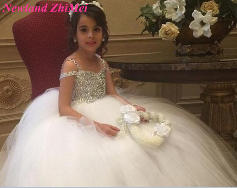 Sparkly Ball Gown Wedding Dresses: Sparkly Rhinestones Glitz Pageant Dresses Hot Design