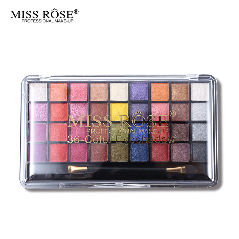 Back To Search Resultsbeauty & Health Beauty Essentials Able Miss Rose Pro Makeup Palette 36 Color Matte Eyeshadow Palette Bright Shimmer Eye Shadow Metallic Pigment Nude Smoky Cosmetic Kit