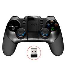 PG-9156 Bluetooth Game Controller Games Joystick Smart Phone Gamepad Handle For Android Mobile Phone /PC/Tablet/TV Box/Smart TV mini bluetooth keyboard for iphone android smart phone tablet pc