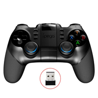PG 9156 Bluetooth Game Controller Games Joystick Smart Phone Gamepad Handle For Android Mobile Phone /PC/Tablet/TV Box/Smart TV