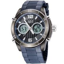 2016 diseño de marca de moda hombre clásico masculino reloj digital LED ejército enfriar deporte militar del ejército de pulsera de cuarzo reloj del regalo del negocio 118