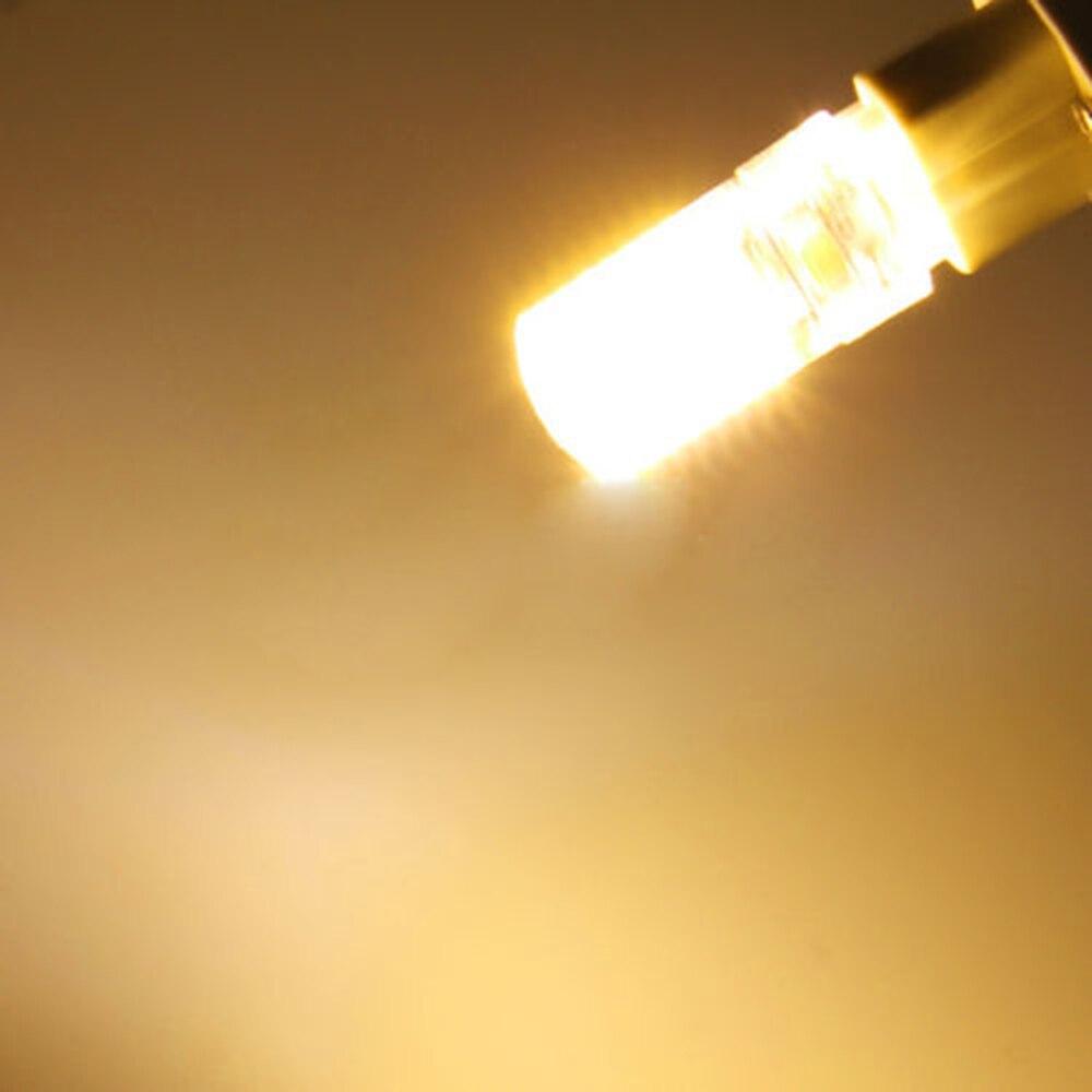 G9 LED Lamp Corn Bulb AC 220V SMD 2835 64leds Lampada LED light 360 degrees Replace Halogen Lamp led corn bulb r7s dimmable smd 2835 5w 10w 15w led light ac 220v 230v replace halogen lamp floodlight cold white warm white