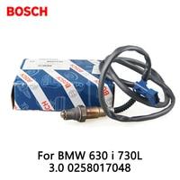 1pcs/lot Bosch Exhaust Gas Oxygen Sensor For BMW 630 i 730L 3.0 0258017048