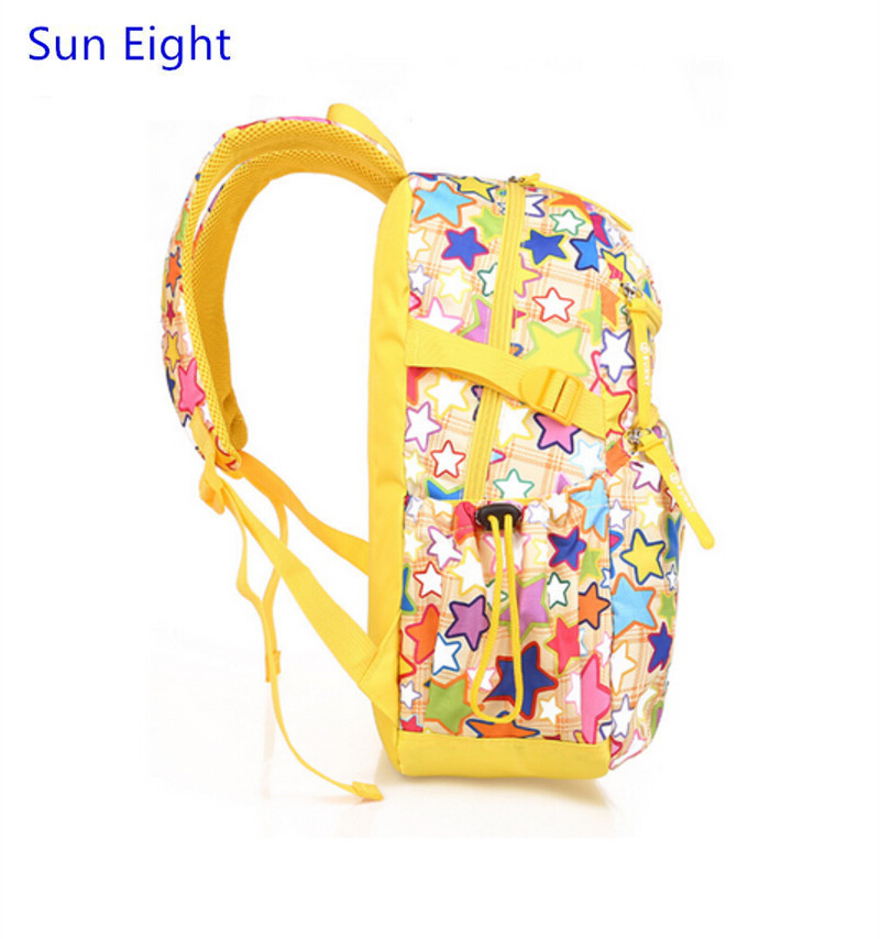de escola mochilas rainbow star Function 5 : Travel Backpack
