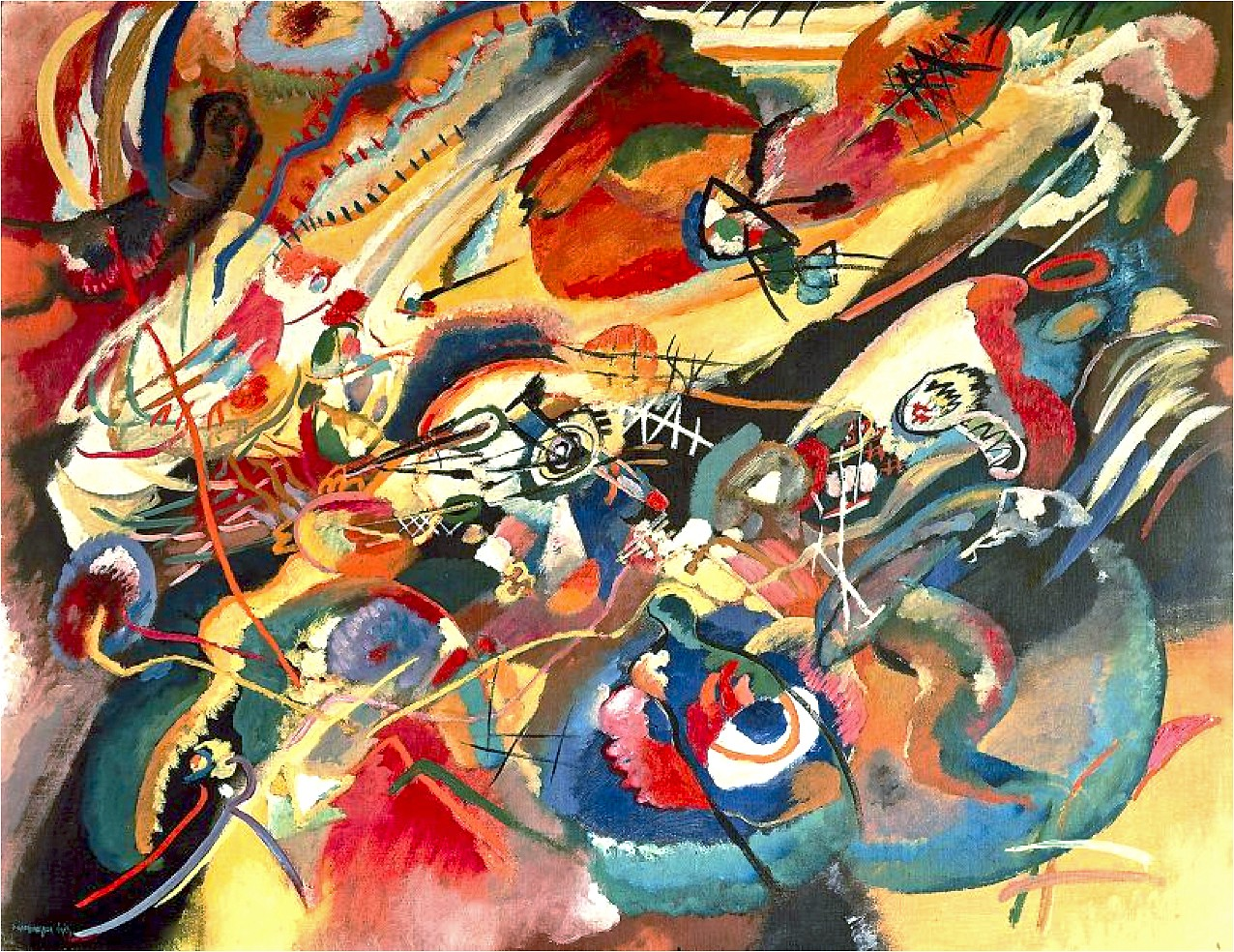 Kandinsky Composition Vii Promotion-Shop for Promotional Kandinsky ...