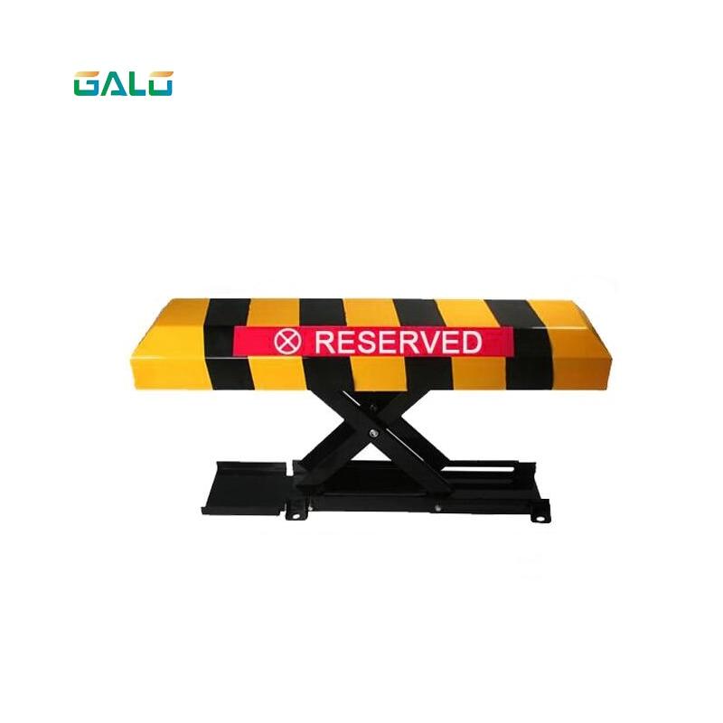Heavy Duty Remote Control Waterproof Parking Lock