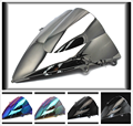 6 Color For 2012-2016 CBR1000RR CBR 1000RR Aftermarket  Airflow Double Bubble DB PC  plastic Motorcycle Windshield Windscreen