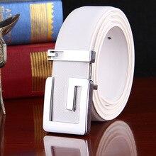 Men Luxury brand genuine leather belt for men casual belts fashion designer belt men high quality leather belt man free shipping
