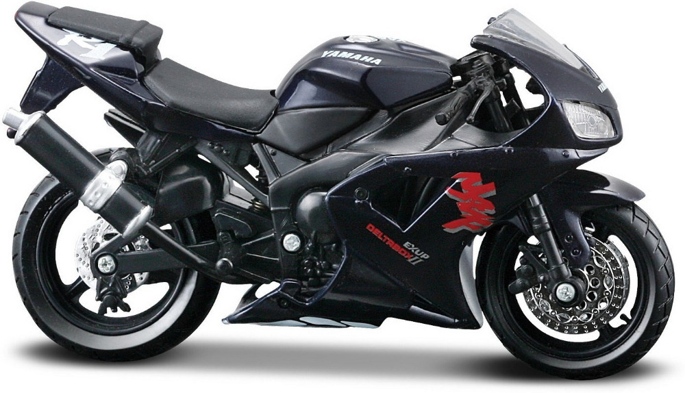 Maisto 1 18 yamaha yzf r1 motorcycle bike diecast model for Yamaha r1 deals