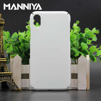 MANNIYA 3D Sublimation Full covered edge Blank white Phone Cases for iphone XS XR XS Max Free Shipping! 100pcs/lot - DISCOUNT ITEM  0% OFF All Category