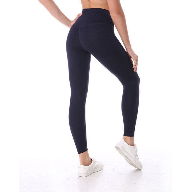 Women tight sports capri sexy yoga