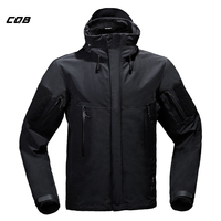CQB Outdoor Sports Camping Tactical Military Winter Softshell Men's Jacket for Fishing Hunting Clothes Waterproof Ski Coat