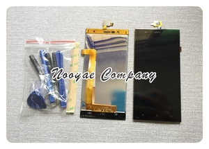 "Image 2 - 5 ""สีดำ Boost3 SENSOR สำหรับ Highscreen Boost 3/Boost 3 Pro จอแสดงผล LCD + หน้าจอสัมผัส Digitizer ASSEMBLY"