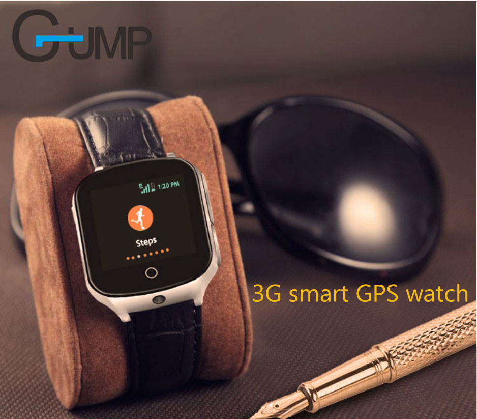 New Kid Precise 3G Smart GPS Watch A19 support GPS WIFI SOS LBS Camera Locate Finder emergency call for 3G child smartwatch A19