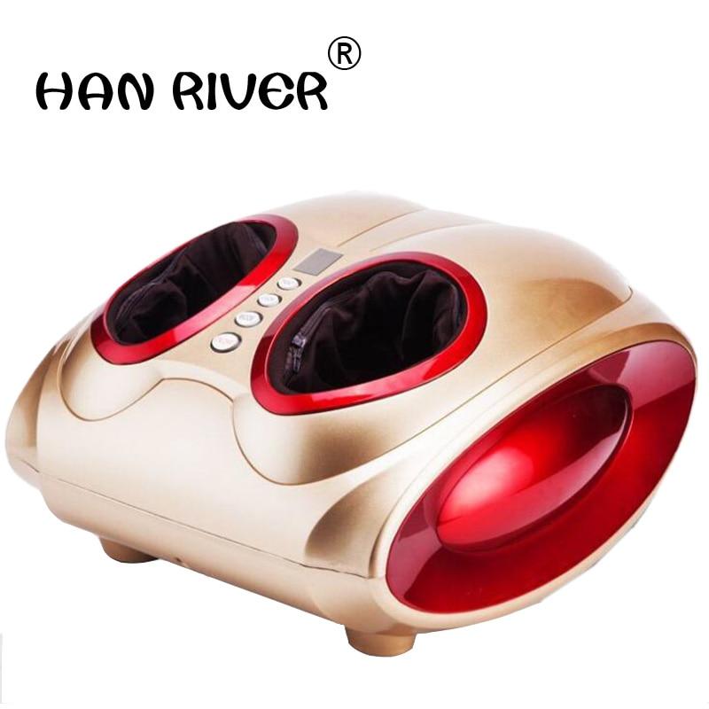 Warm feeling hot compress the elderly care foot massage foot massage kneading massage pressure package machine J2023 цена