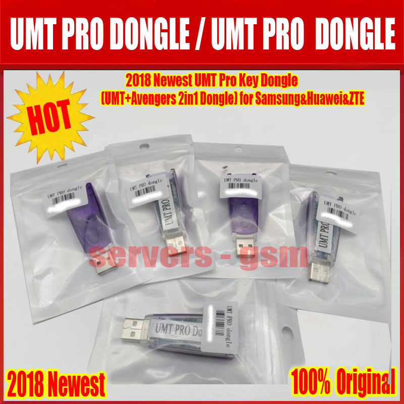 US $62 0  2019 Newest 100% Original UMT Pro Key Dongle ( UMT+Avengers 2in1  Dongle ) FOR Samsung&Huawei&Haier&ZTE Free Shipping-in Telecom Parts from