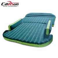 Car Air Mattress Inflatable Air Bed Auto Travel Bed Moisture proof Pad Seat Back Interior Camping Accessories