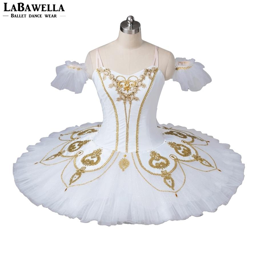 Для женщин PancakeTutu Дети Белый профессиональная балетная пачка Щелкунчик BT8936C взрослый костюм профессиональная балетная пачка для Для женщин