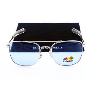 Image 4 - Солнцезащитные очки Мужские, армейские, поляризационные, сплав, для вождения, 57 мм, 52 мм