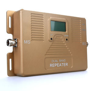 Image 4 - Dual band 850&1900mhz GSM 3g home use signal  booster, cellphone amplifier/ repeater with LCD automatic on/off