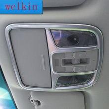 Welkinry Стайлинг автомобильной крышки для kia optima k5 jf