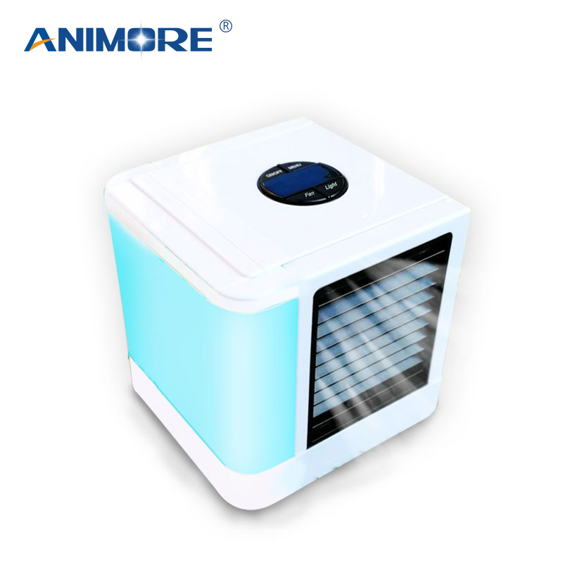 ANIMORE 2018 New Mini Air Cooler Fan Cooling For Home Office USB Portable Electric Fan 7 Colors Desktop Air Cooling Fan AR-06 new portable flexible usb mini cooling fan cooler for laptop desktop computer y05 c05 page 7