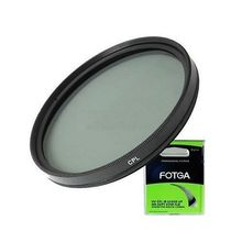 Fotga 49mm Circular Polarizing CPL C-PL Filter Lens for Canon Nikon Sony Olympus Camera lens accessories 49mm