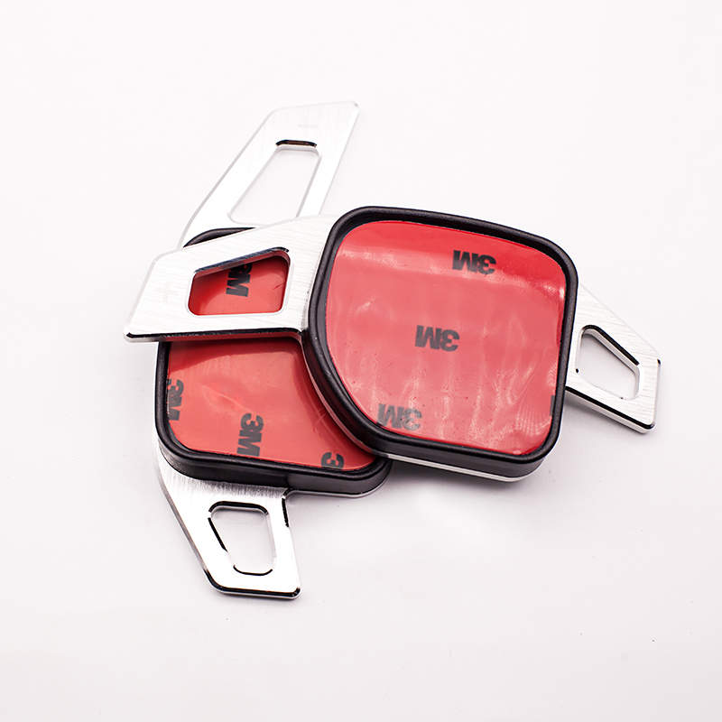 For Audi A3 S3 A4 S4 A5 S5 A6 S6 A7 A8 Q3 Q5 Q7 R8 TT TTS DSG Praise Paddle Extension Shifters Change Sticker Fit Decoration