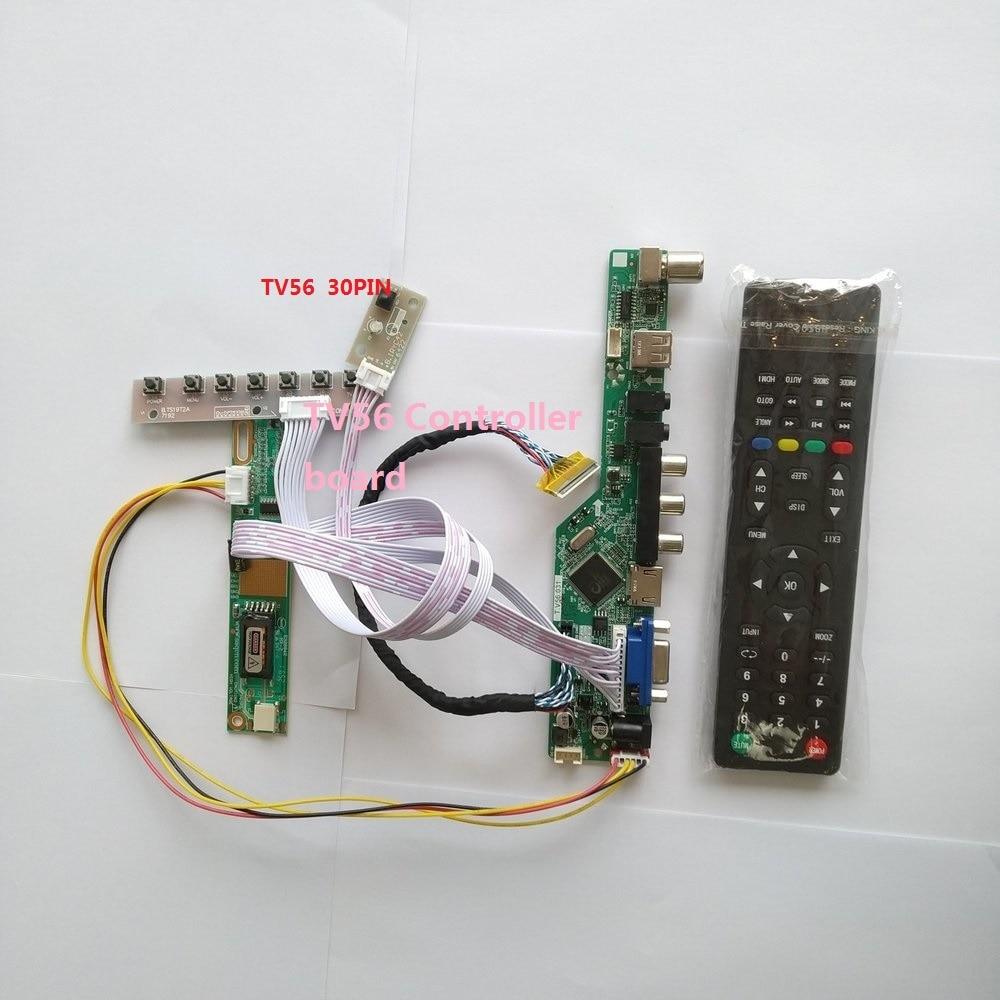 E1 LCD LED screen Controller Driver Board Kit For LP173WD1 TV+HDMI+VGA+USB TL