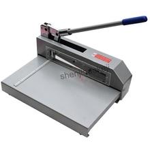 Strong Shearing cuting knife Aluminum Sheet Cutter Heavy Duty PCB Board Polymer Plate Metal Steel Sheet Cutting Machine Shear