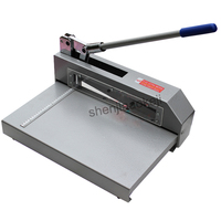 Strong Shearing cuting knife Aluminum Sheet Cutter Heavy Duty PCB Board Polymer Plate Metal Steel Sheet Cutting Machine Shear