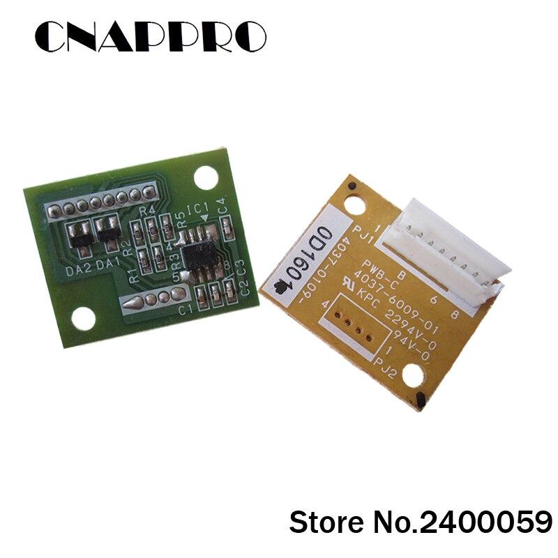 IU610 IU-610 IU 610 OEM Reset Image Unit Chip for Konica Minolta Bizhub C451 C550 C650 Drum Chips 300k/100k