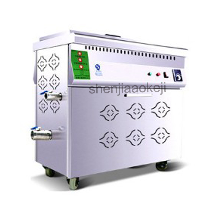 Stainless steel fryer commercial oil-water separation fryer electric fryers 50L Fried Chicken and Potato Chips Fryer Machine 1pc shipule fast food restaurant 30l commercial electric chicken deep fryer commercial potato chips deep fryer frying machine