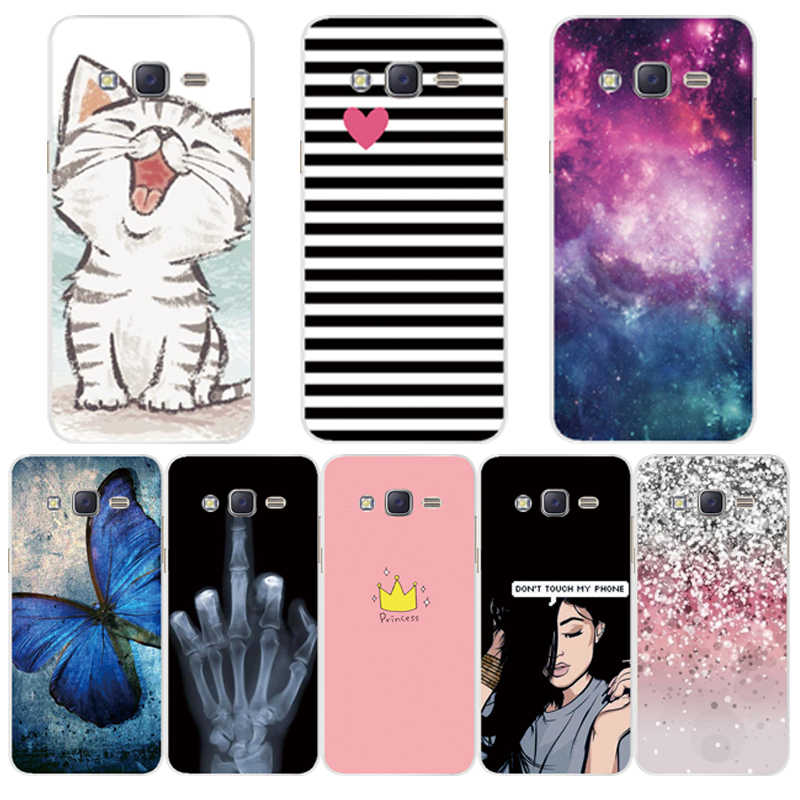 Phone Case For Samsung Galaxy J2 prime Soft Silicone TPU For Samsung Grand Prime G530 G530H G531 G531H G531F SM-G531F Case Cover