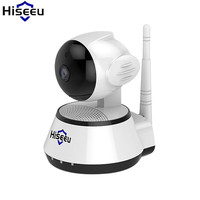 Hiseeu Camaras De Seguridad Mini Wifi Dvr Wireless Ip Camera HD 720P Ip Night Vision Baby