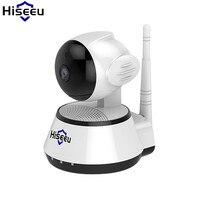 Hiseeu Camaras De Seguridad Mini Wifi Dvr Wireless Ip Camera HD 720P Ip Night Vision Baby