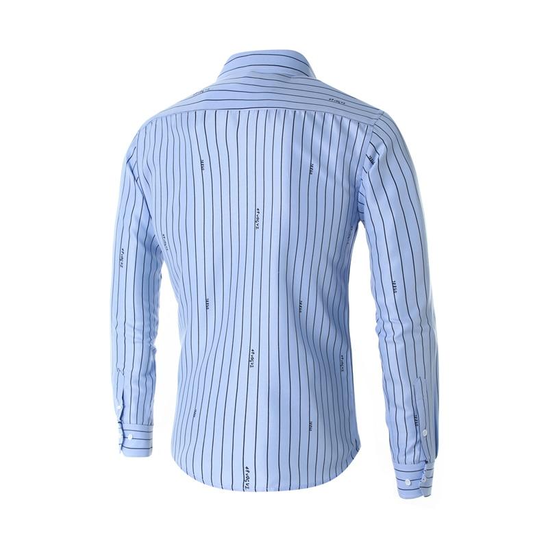 2019 rudens vyrų marškinėliai mados unikalus dizaino - Vyriški drabužiai - Nuotrauka 2