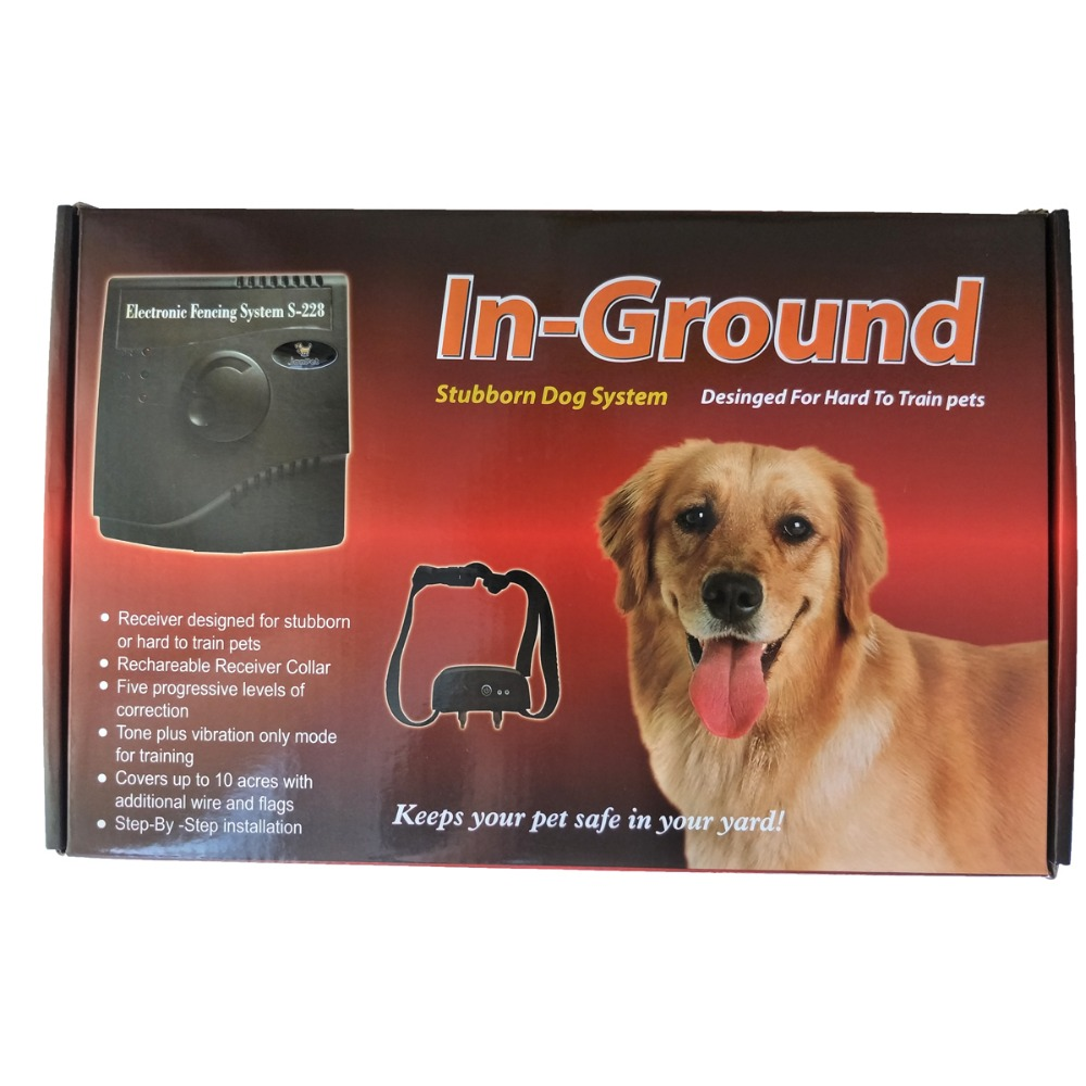 JANPET Underground Dog Fences Wired Pet Containment System with ...