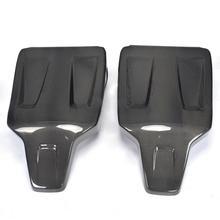 Автостайлинг из углеродного волокна спинка сиденья для Benz c-класс W204 C63 AMG только 2008-2012