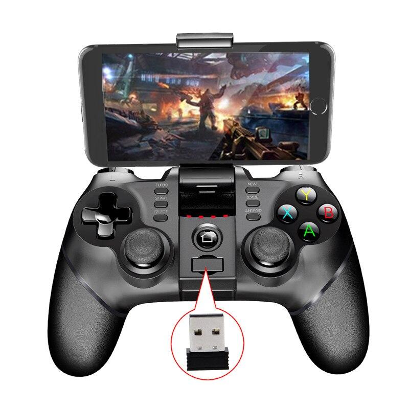 IPEGA Android Gamepad für PC Joystick 2,4g Bluetooth Wireless Griff Spiel Pad für Sony PS3 IOS Smartphone Spiel Controller 9076