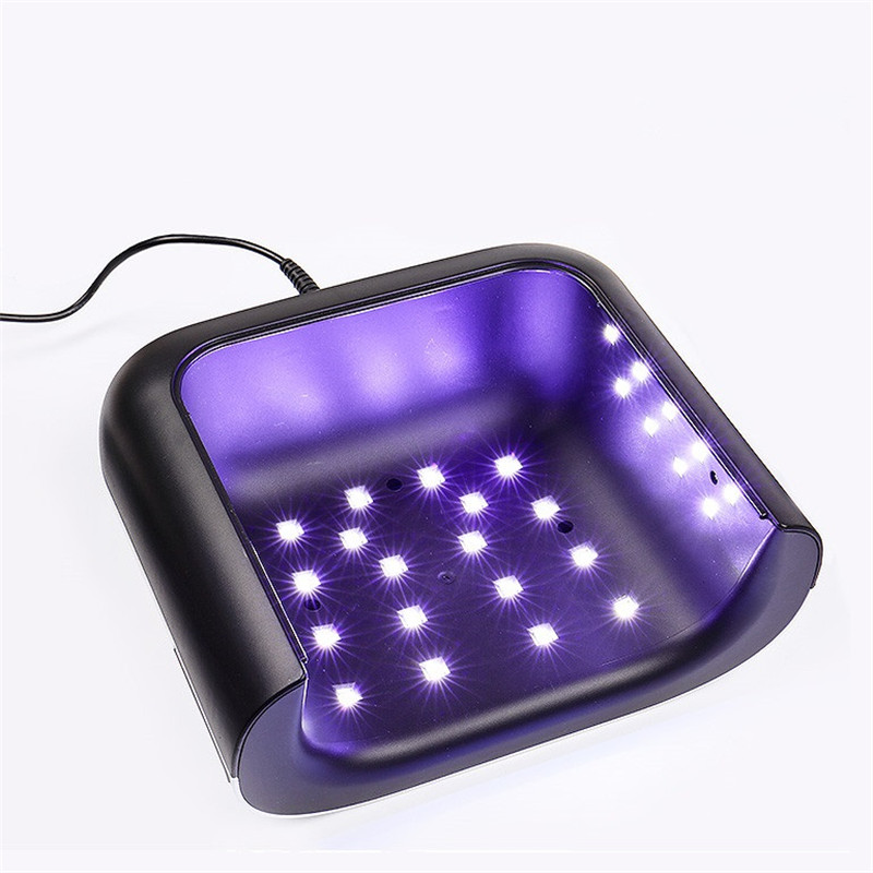 Image 5 - 48W SUN3 Nail Dryer Machine UV Lamp LED Lamp Nail Dryer 36pcs LEDs Invisible Digital Timer Display With 10/30/60s 365+405nm EUUS-in Nail Dryers from Beauty & Health