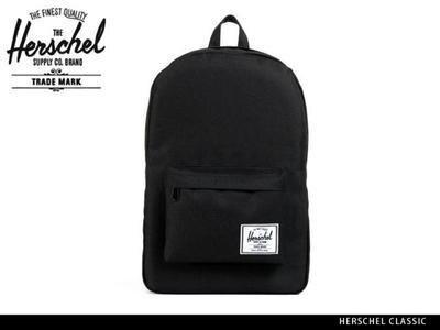 Herschel Backpack School Bags Male and female general waterproof ...