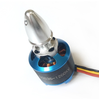 Free Shipping Brushless Motor For RC Airplane Cessna 182 1410mm Cessna Plane Parts 1200kv 3635 Brushless