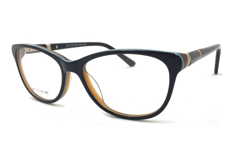 New Design Cateye Acetate Glasses Frame (20)