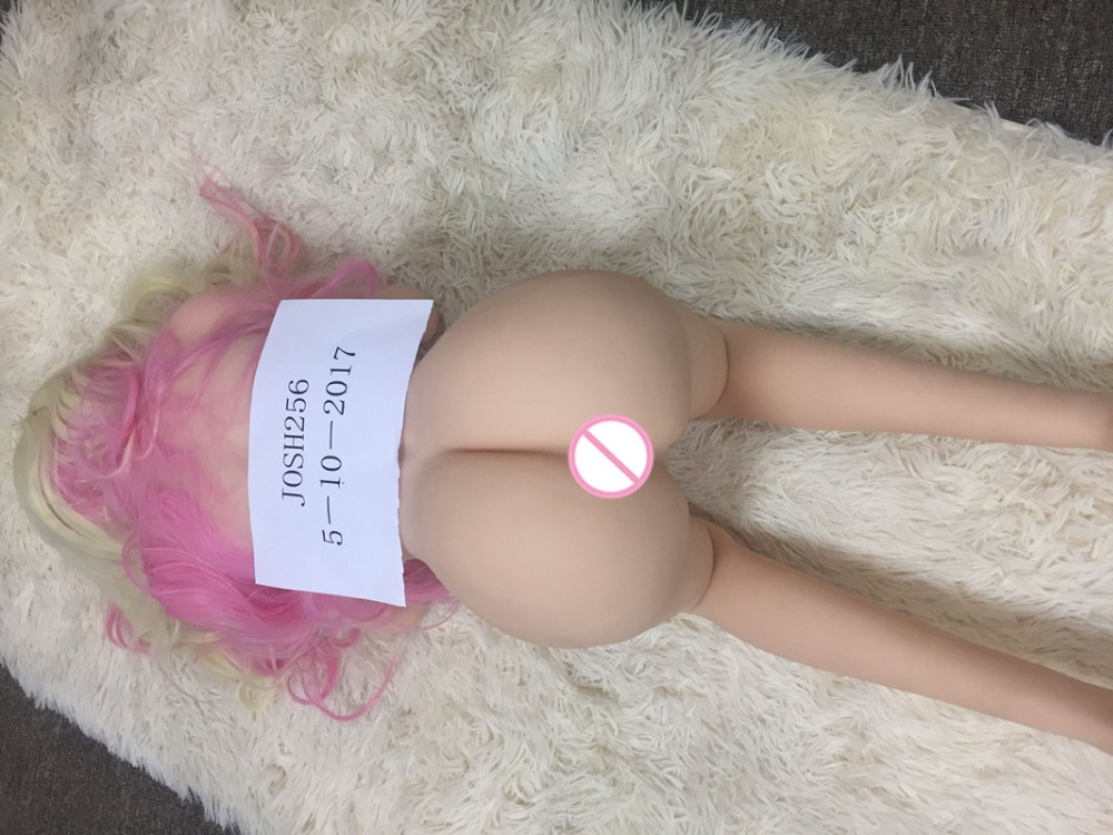 Real Silicone Sex Dolls 100cm Skeleton Adult Japanese Love Doll Vagina Lifelike Pussy Realistic Sexy Doll For Men